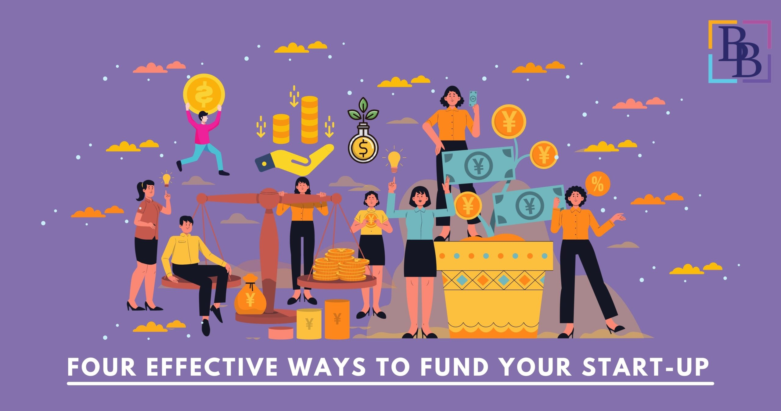 Different ways to fund your startup in the initial stage